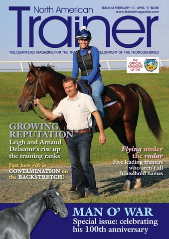 North American Trainer, issue 43 - February - April 2017