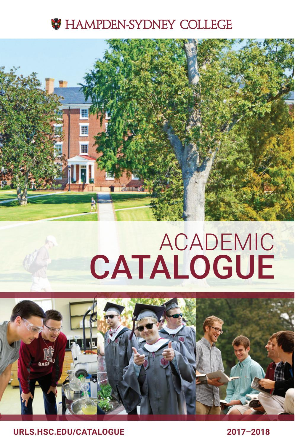 09b9d62707 Academic Catalogue