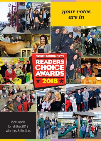 Readers Choice Awards 2018 by NSN Features - issuu