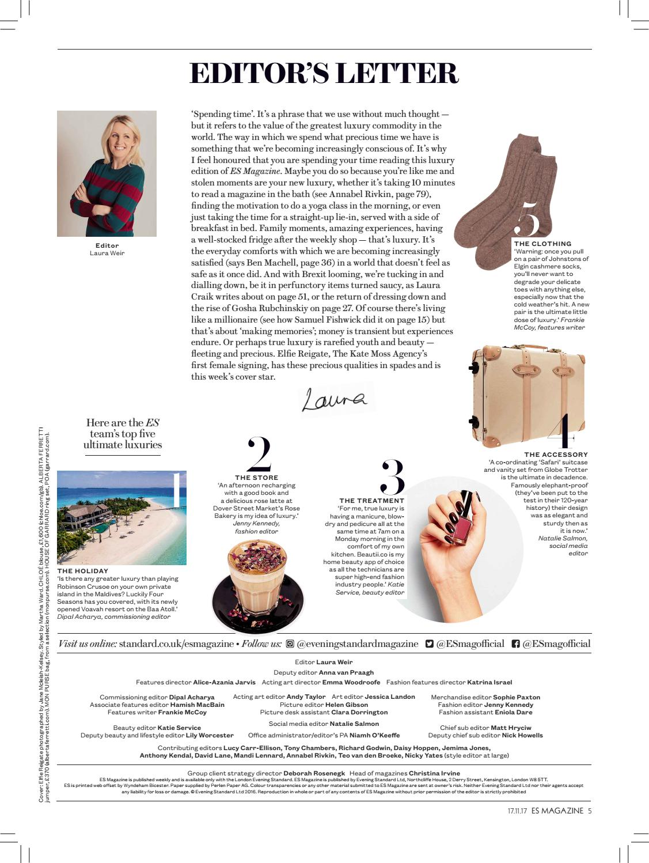Nov 17 11 2017 by ES Magazine - issuu