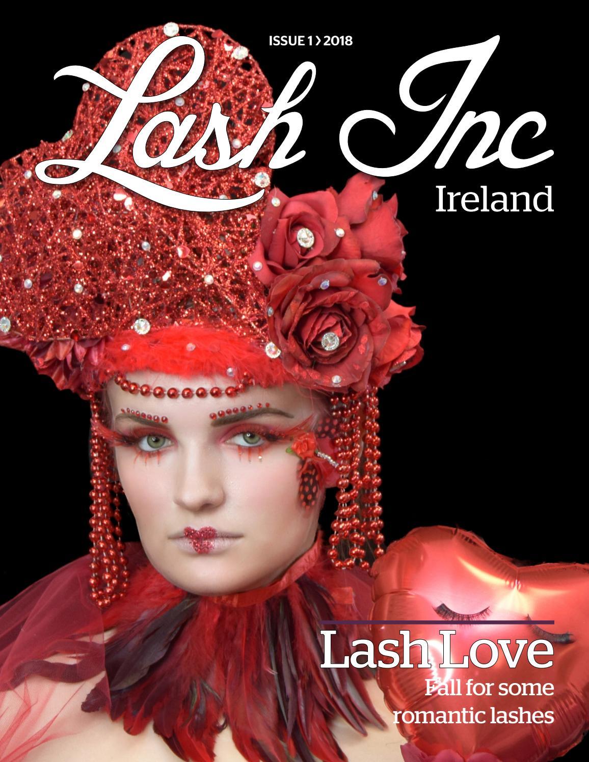 Lash Inc Ireland Issue 1 2018 By Chrysalis House Publishing Issuu