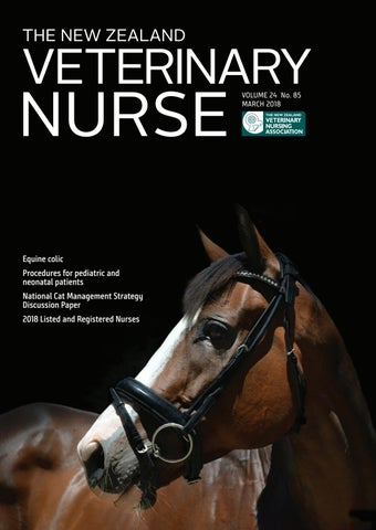 Nz vet nurse journal Volume 24 by Kathy Waugh - issuu
