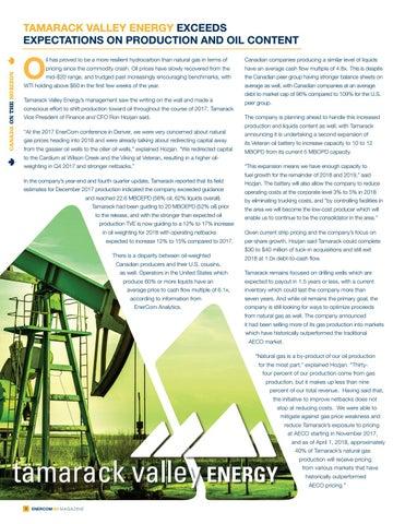 Page 8 of Tamarack Valley Energy / Surge Energy Inc.
