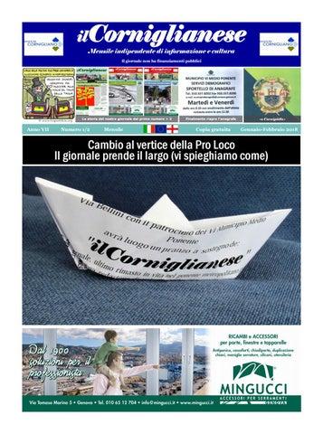 IlCorniglianese Gennaio Febbraio 2018 by ilCorniglianese - issuu 4a2adab24efe