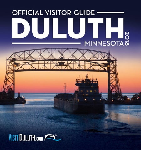1171d7c296f980 2018 Official Visitor Guide for Duluth, Minnesota by Visit Duluth ...
