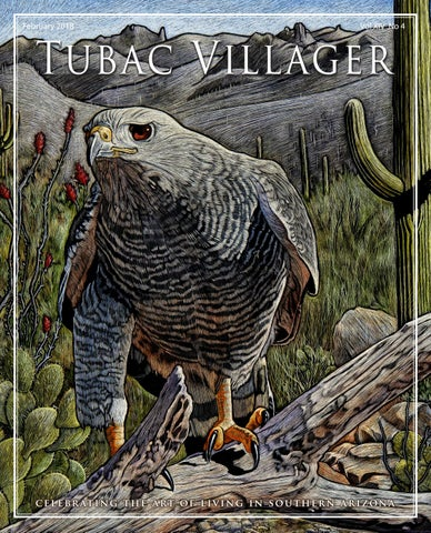Tubac Villager Feb By Tubac Villager Issuu - Tubac az car show 2018