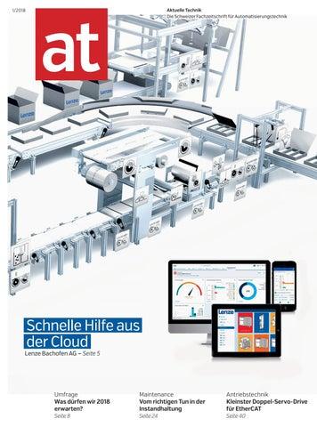 at - Aktuelle Technik 01 2018 by BL Verlag AG - issuu