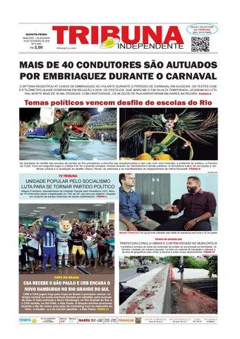 a71f37c8a902d Edição número 3083 - 15 de fevereiro de 2018 by Tribuna Hoje - issuu