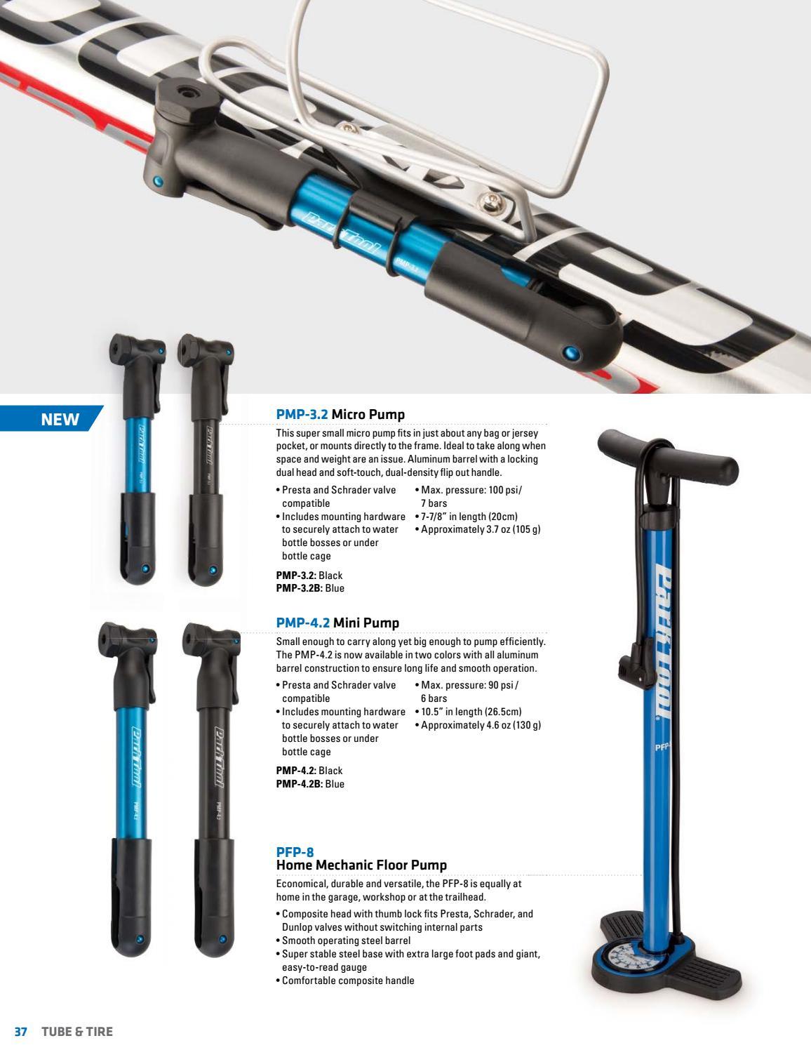 Park Tool PMP-4.2 Minipump blue