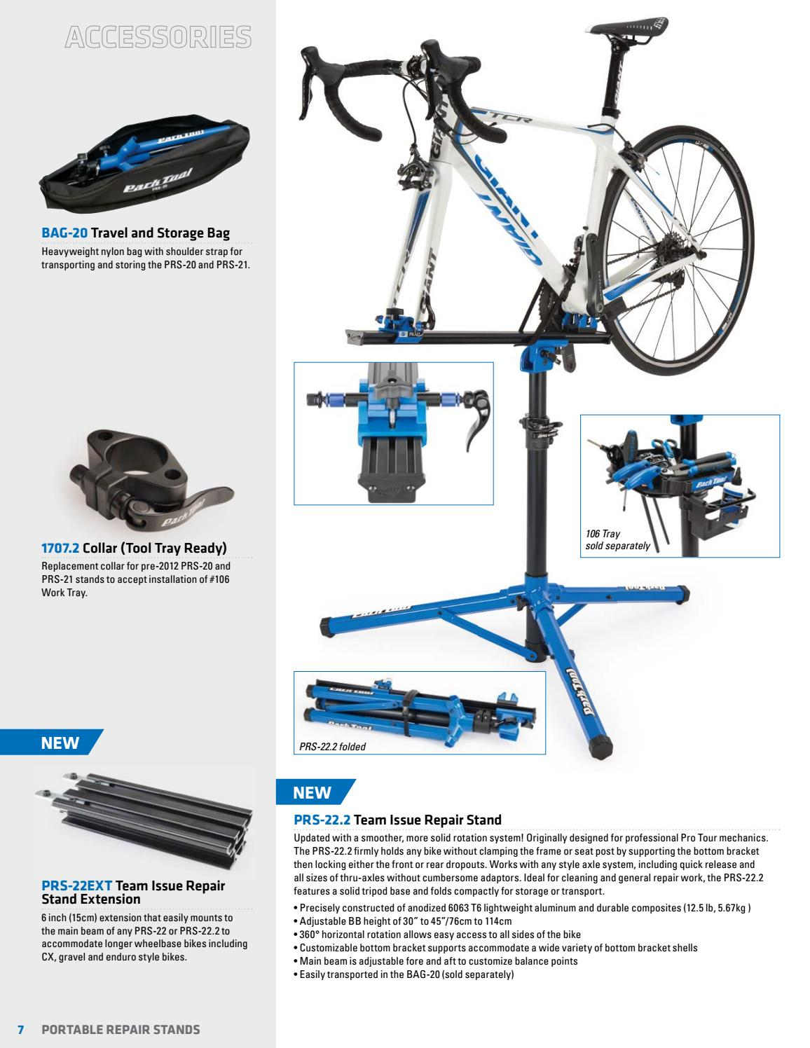 Park Tool PRS-22EXT Team Issue Repair Stand Extension