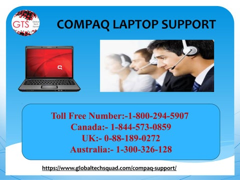 factory reset on compaq laptop