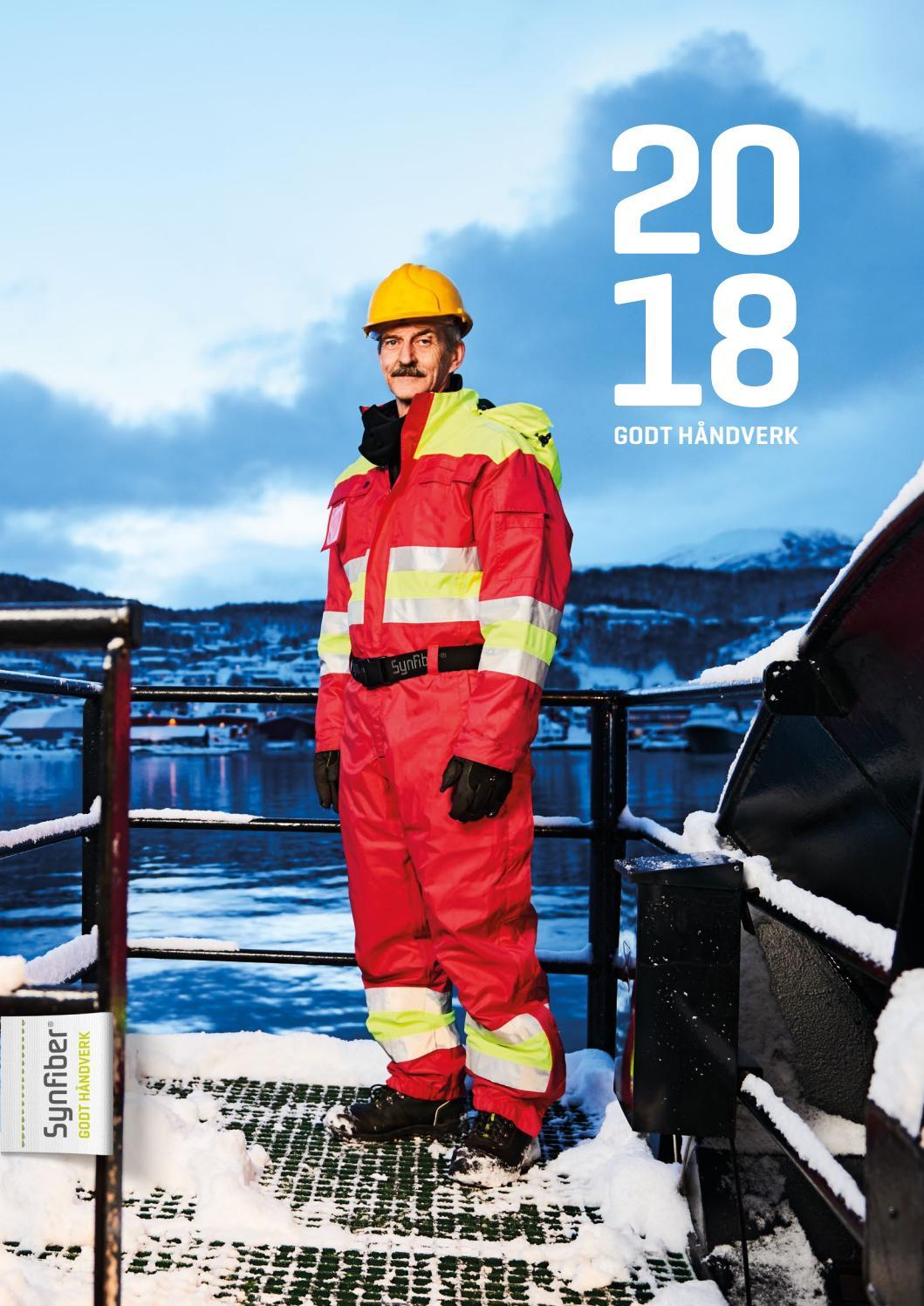 7503c55f Synfiber Workwear Katalog 2018 by Synfiber Workwear - issuu