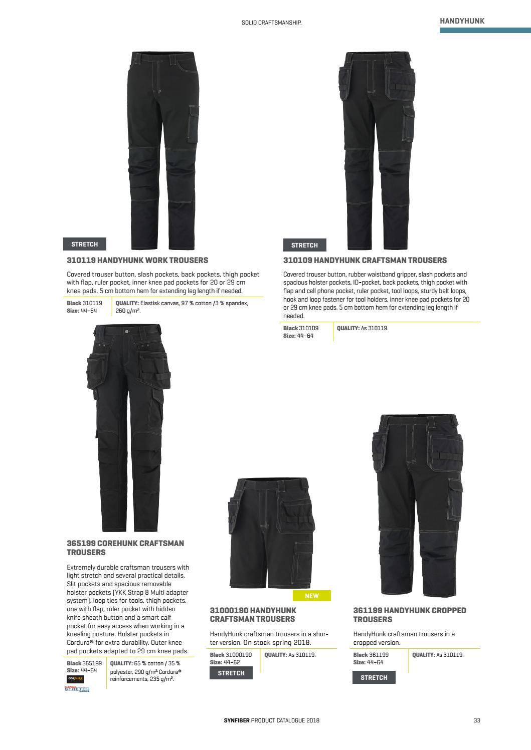 Synfiber Workwear Catalogue 2018 by Synfiber Workwear - issuu