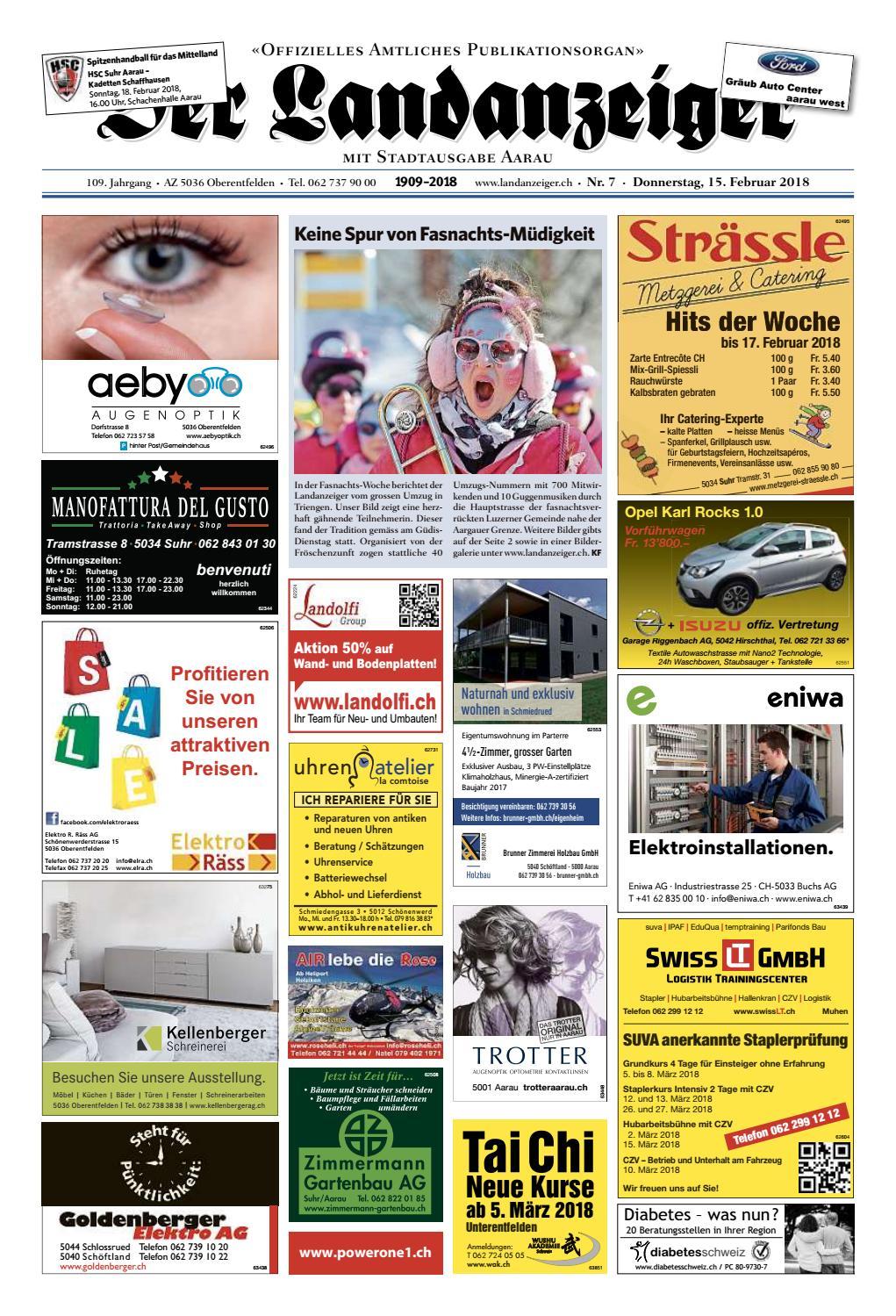 Der landanzeiger 07 18 by zt medien ag issuu