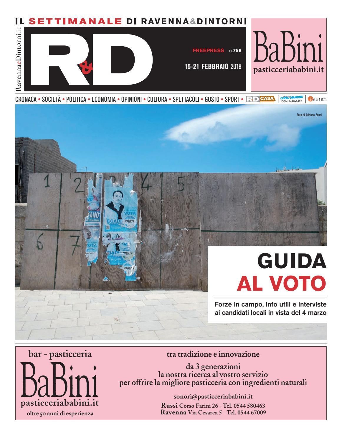Rd 15 02 18 by Reclam Edizioni e Comunicazione - issuu 01e42bf6522d
