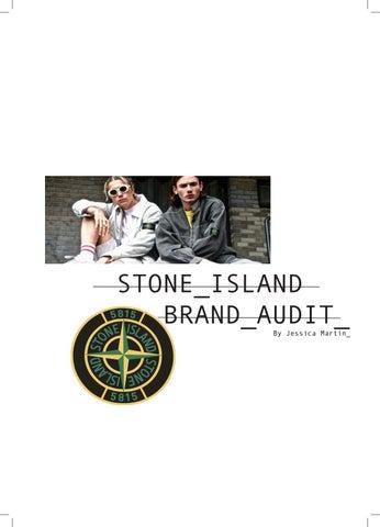 fd573310f3e0 Stone Island brand audit by Jessica Martin - issuu