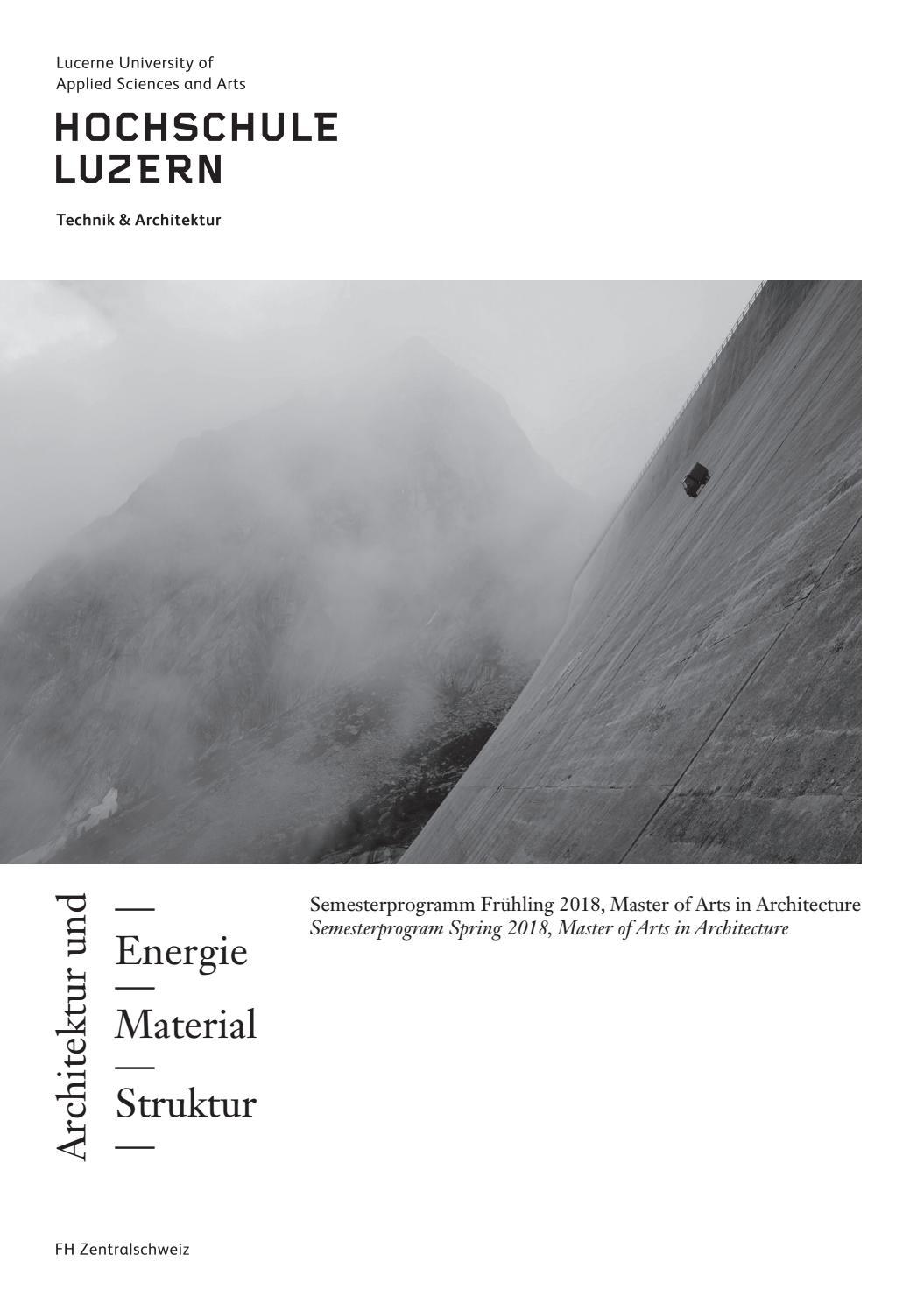180209 18fs reader by master architektur issuu for Master architektur
