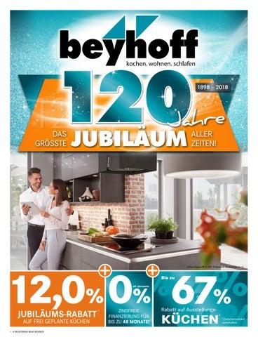 Beyhoff Prospekt Kuchen By Mobel Beyhoff Gmbh Beyhoff Issuu