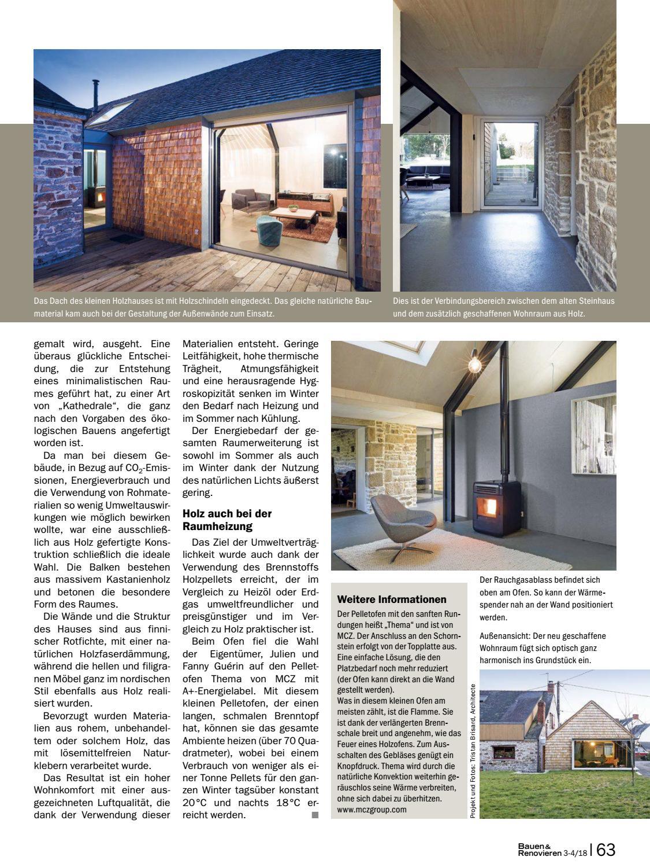 Bauen Renovieren 3 4 2018 By Fachschriften Verlag Issuu