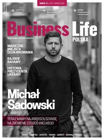 d79102c5c9814f Business Life Polska 1 2018 by MajerMedia - issuu