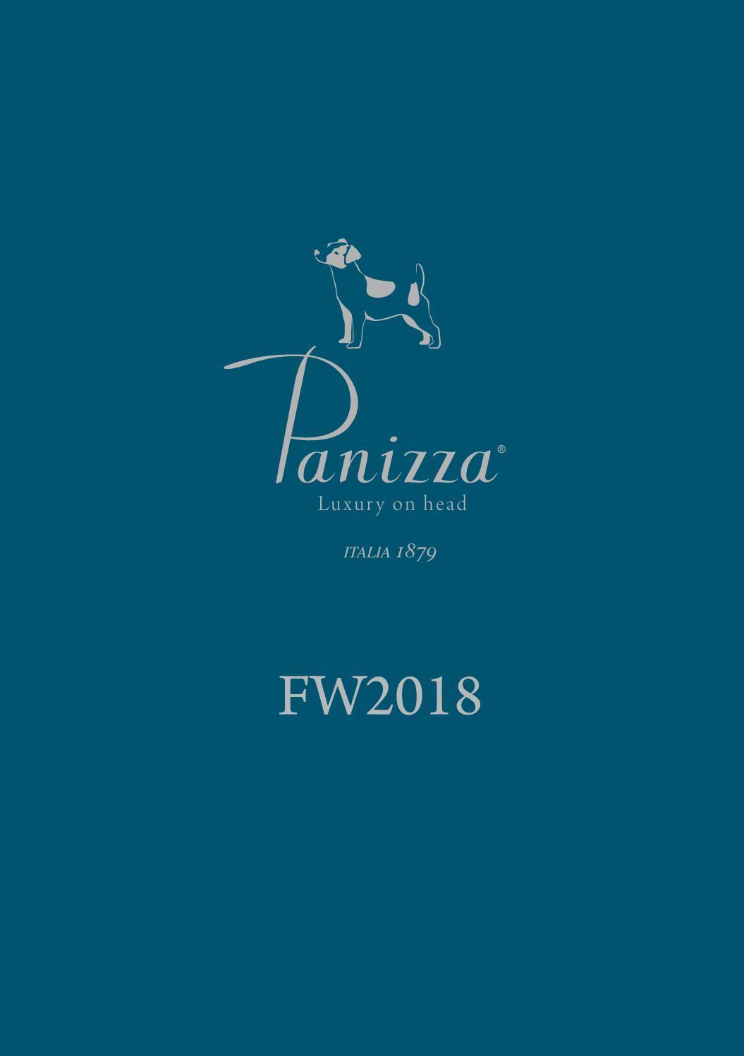 vari stili grande vendita sito ufficiale Panizza Catalogue FW2018 by Panizza - issuu