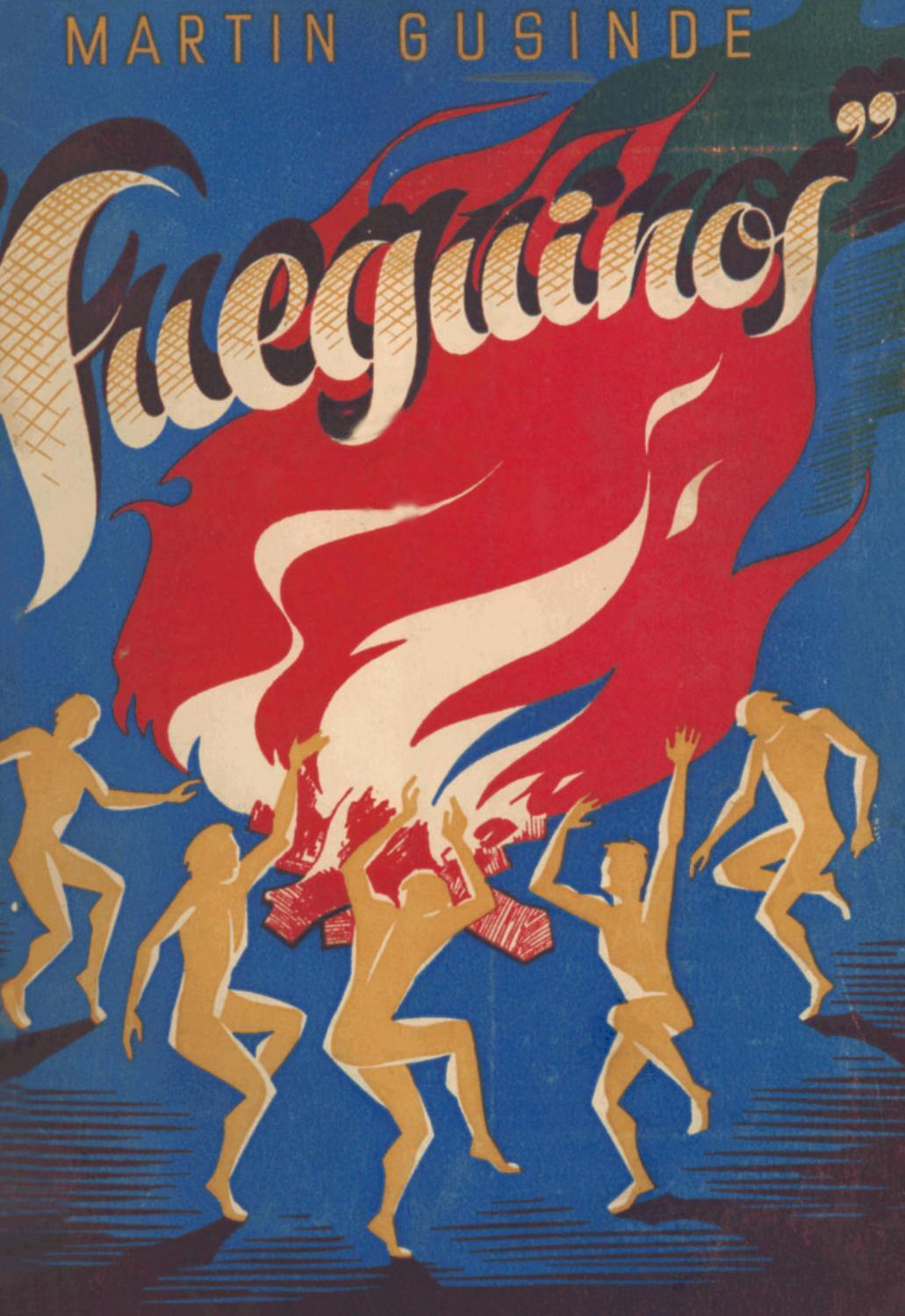 Fueguinos, de Martin Gusinde by Osvaldo Polinco - issuu