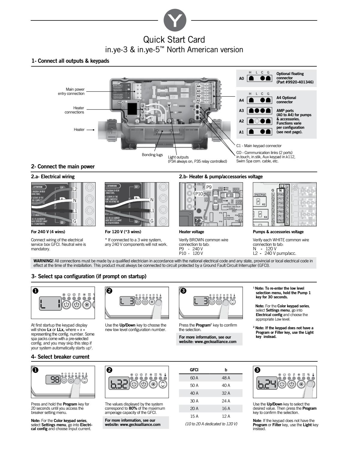 Spa Wiring Diagram Keys And Schematics Hot Tub Together With Controller Home 4 Wire Caldera Portable Tubs Spas Pool Source In Ye 3