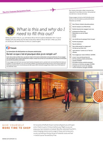 separation shoes a8c23 bf68d WOW magazine issue one 2018 by WOW air - issuu