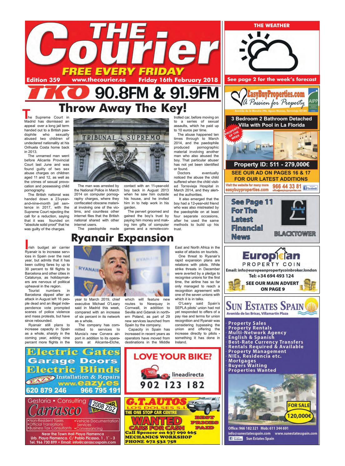 The Courier Edition 359 By The Courier Newspaper Issuu