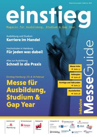 Einstieg Magazin - Regionalausgabe Hamburg 2018 by Einstieg GmbH - issuu