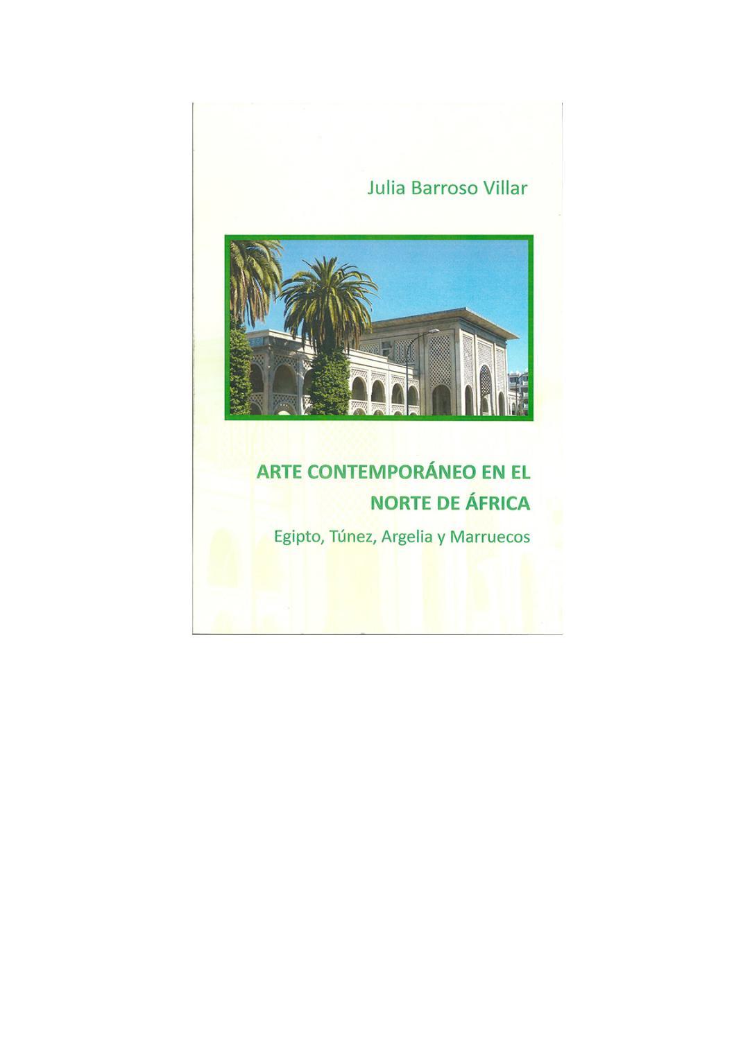 Arte contemporáneo en paises árabes del norte de áfrica, autora ...