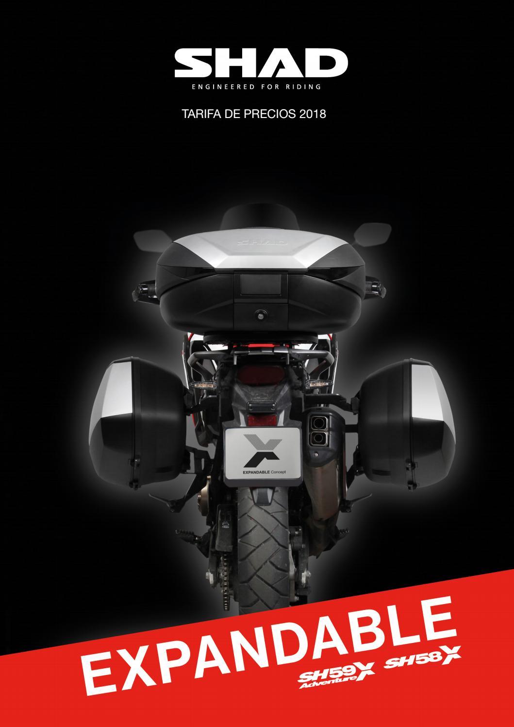 ab20dc073 Tarifa esp 2018 def by El Motorista S.L. - issuu