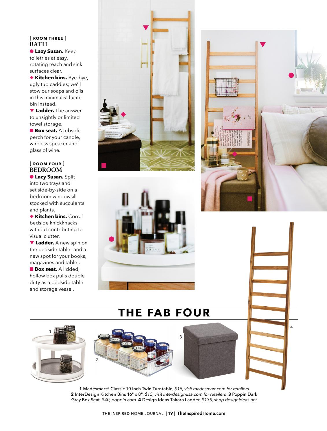 The Inspired Home Journal no.01 by The Inspired Home Journal - issuu