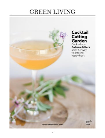 Page 22 of Cocktail Cutting Garden