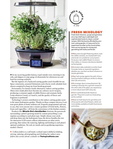 Page 23 of Cocktail Cutting Garden