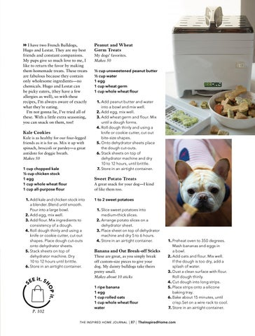 Page 89 of DIY Dog Treats