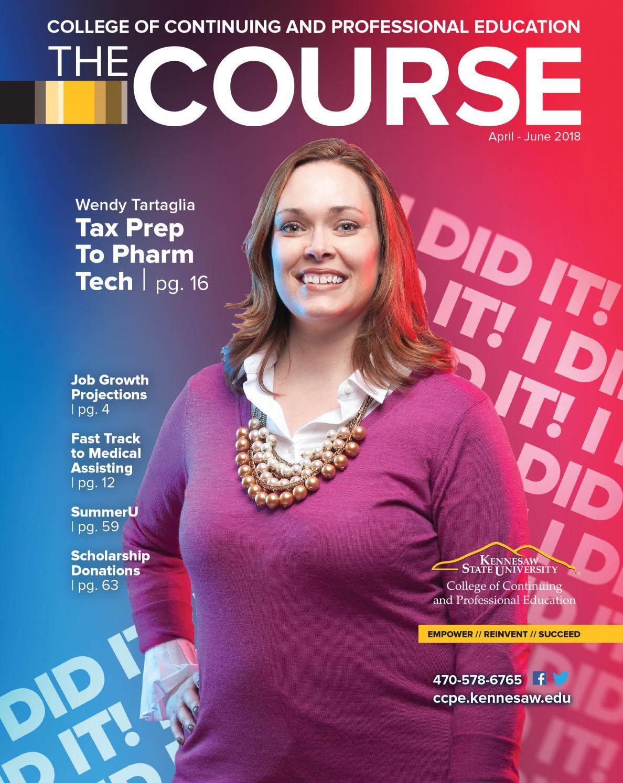 CCPE Course Catalog April June 2018 By KSUCCPE Issuu
