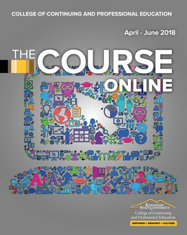 Ccpe online course catalog april june 2018 by ksuccpe issuu page 1 fandeluxe Choice Image