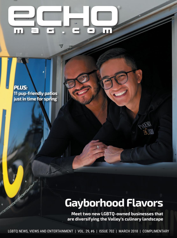86c0aa0749 Echo Magazine - Arizona LGBTQ Lifestyle - March 2018 by Echo Magazine -  issuu