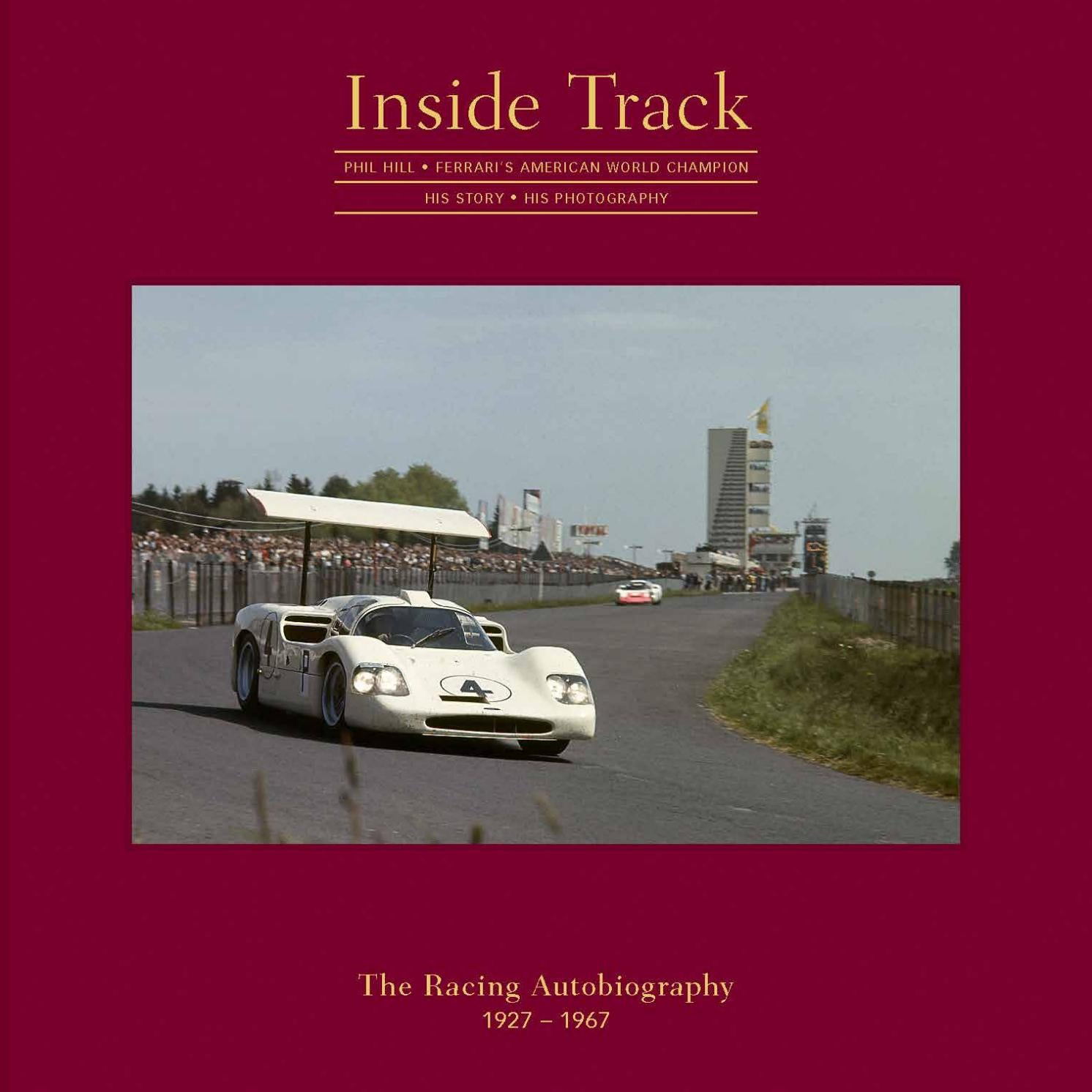 Inside Track - Autobiography by Watermark Publications (UK