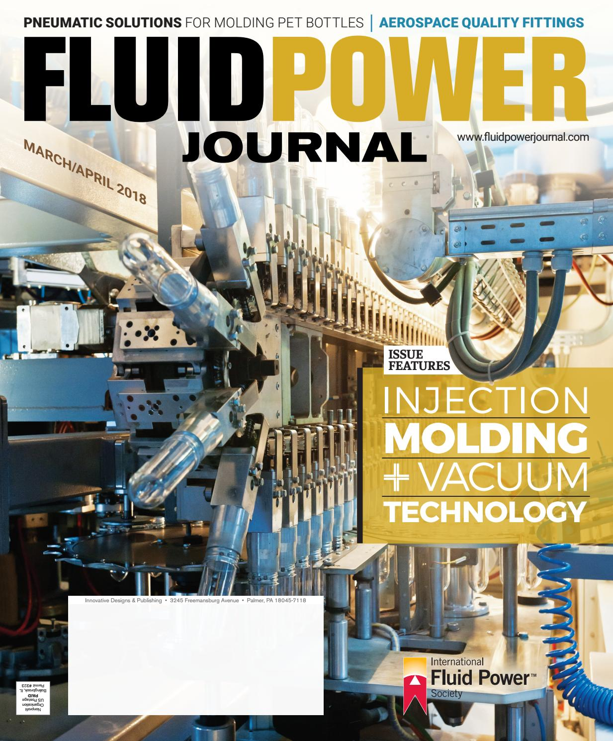 Fluid Power Journal March/April 2018 by Innovative Designs