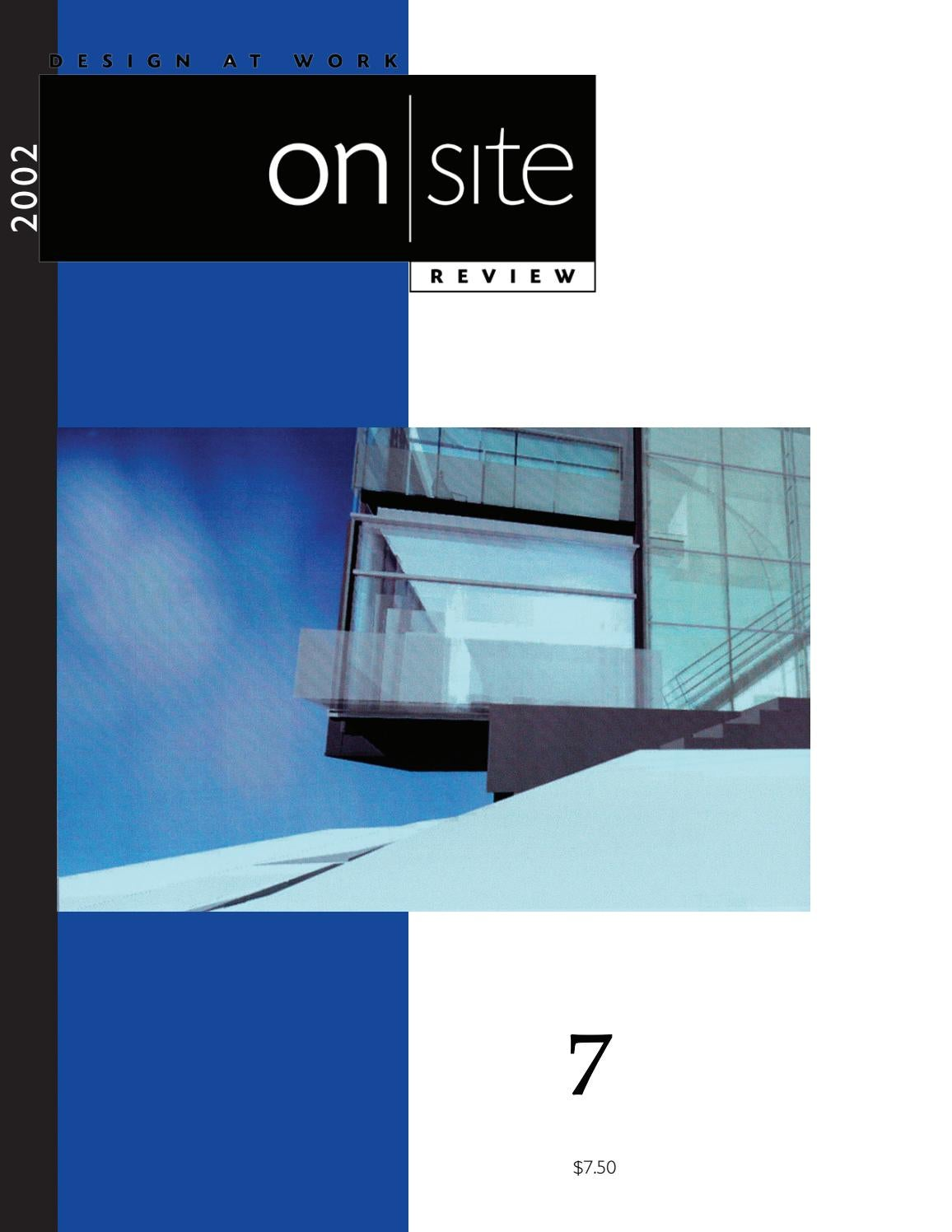 On Site 7 Transformations By Stephanie White Issuu