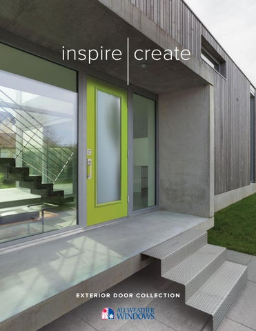 Create Exterior Door Catalogue By All
