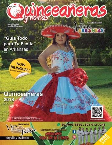 8ad04b129 Viva Arkansas! Magazine February 2018 by ¡Viva Arkansas! - issuu
