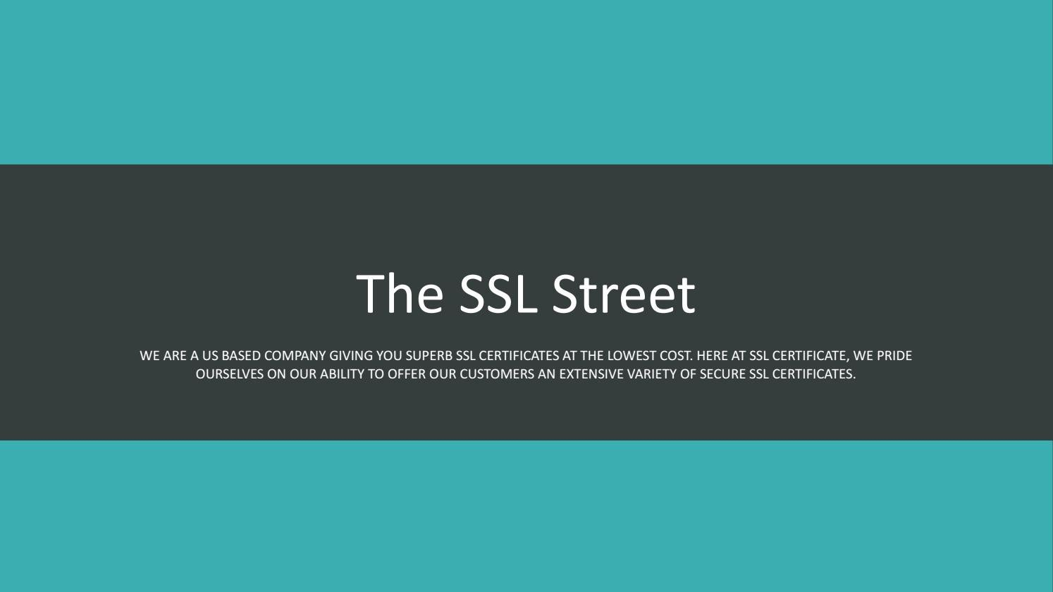Buy Cheap Domain Validation Wildcard Ssl Certificate At Low Cost By