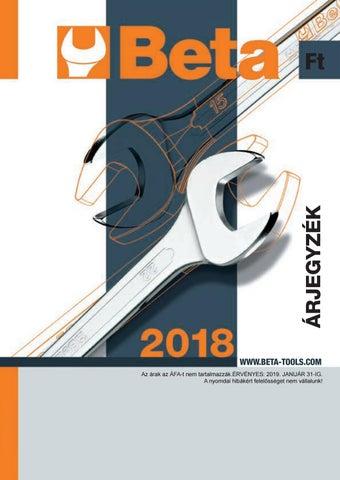 Beta árjegyzék 2018 by AXIÁL Kft. - issuu 1006d812f2