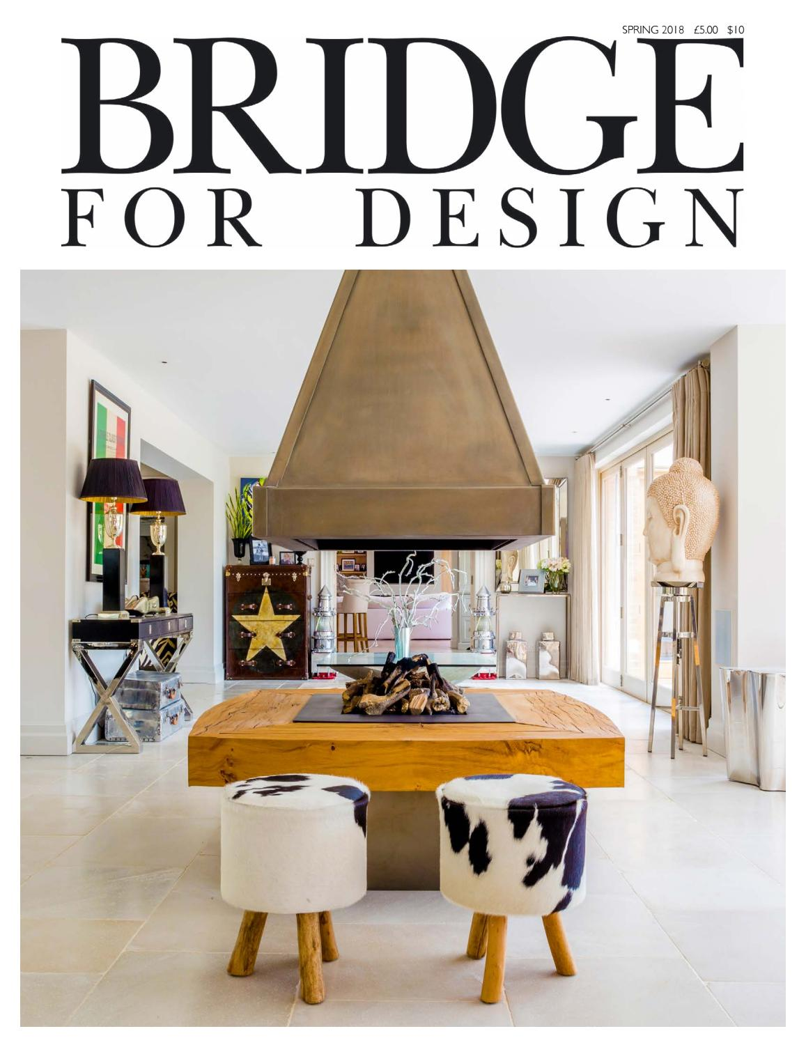 Spring 2018 by bridge for design issuu
