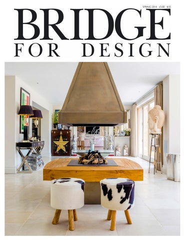 Spring 2018 By Bridge For Design