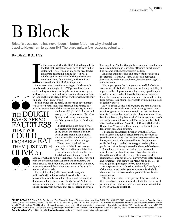 Bristol Life Issue 242 By Mediaclash Issuu