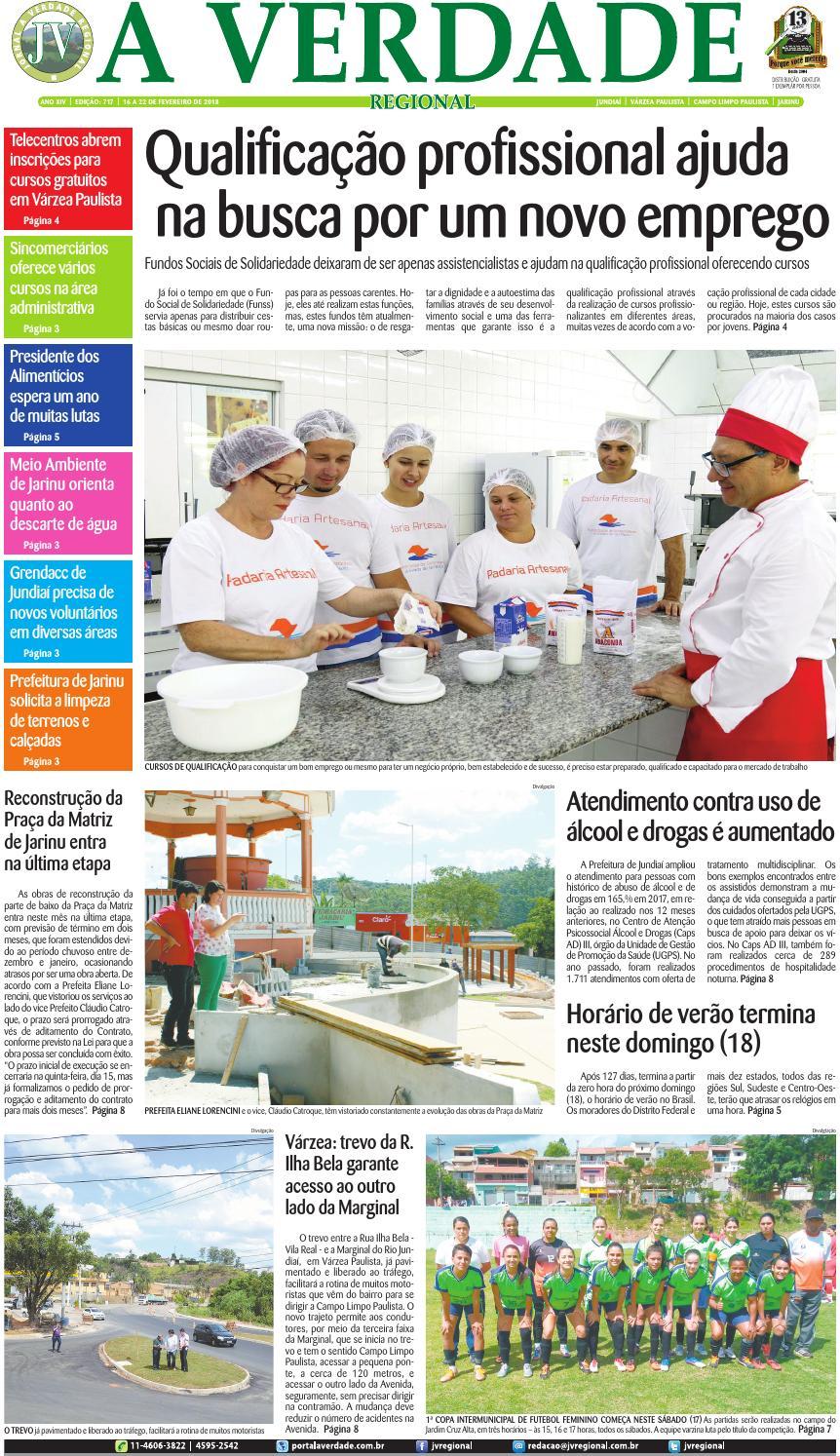 2f66ed571 JV Regional ® - Edição 717 by Jornal A Verdade Regional - issuu